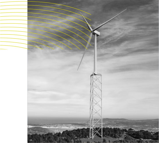 Nabrawind Self Erecting Tower (Nabralift) is a new wind turbine tower technology