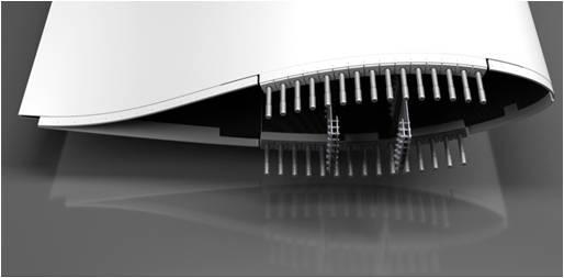 Nabrajoint modular joint